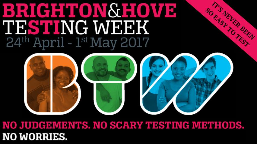 Brighton and Hove testing week